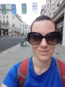 Walking to Waterloo Place